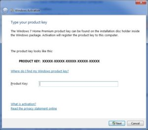 How to Find Your Windows 7 Product Key