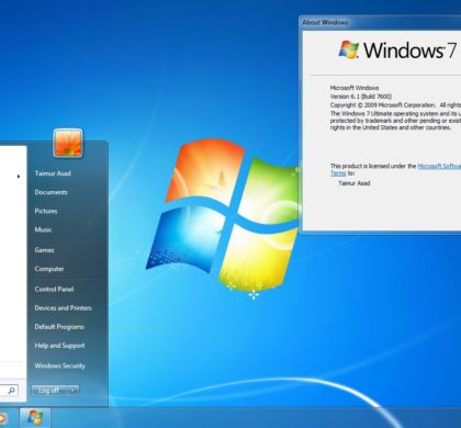 How do I know my Windows 7 key?