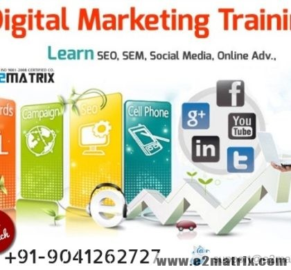 Online Digital Marketing Courses in Chandigarh and Mohali