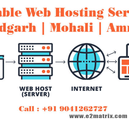 Affordable Web Hosting Service in Chandgarh | Mohali | Amritsar