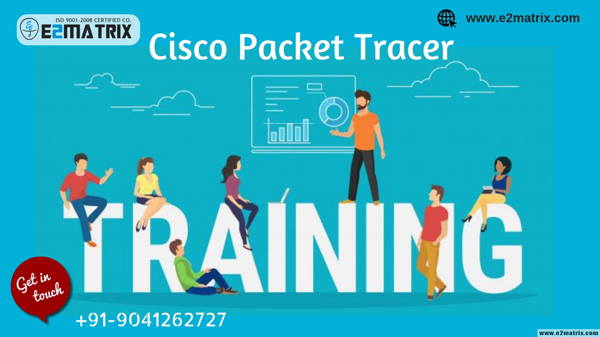 Cisco Packet Tracer Training in Jalandhar | Chandigarh | Mohali