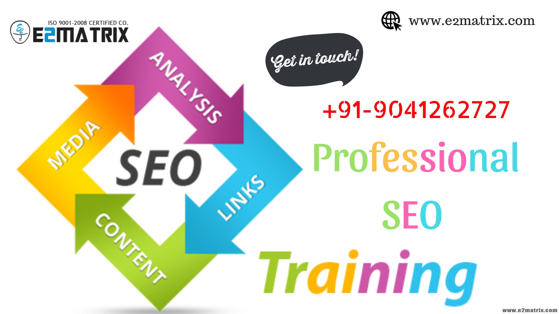 Best SEO Training in Jalandhar, Amritsar and Ludhiana-Punjab
