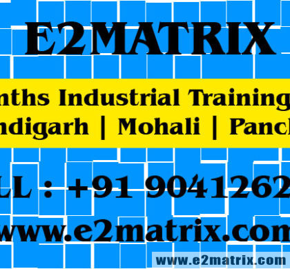 6 months industrial training for IT in Chandigarh | Mohali | Panchkula