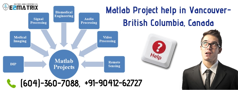 MATLAB Project help in Vancouver-British Columbia, Canada