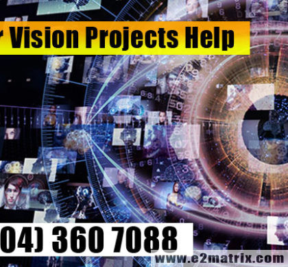 Computer Vision Projects Help