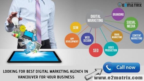 Digital marketing agency in Vancouver | Surrey | Burnaby BC