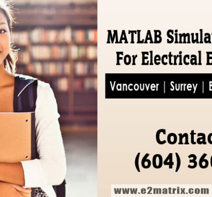 MATLAB Simulation Projects for Electrical Engineering