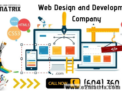 Web Design and Development Company in Vancouver | Surrey BC
