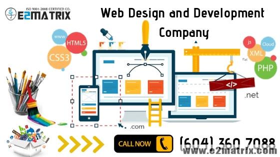 Web Design And Development Company In Vancouver Surrey Bc