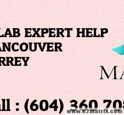 MATLAB Expert Help in Vancouver | Surrey BC Canada
