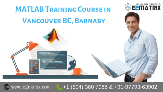 MATLAB Training Course in Vancouver, BC