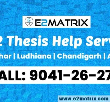 Best NS2 Thesis Help Service in Jalandhar Ludhiana Amritsar