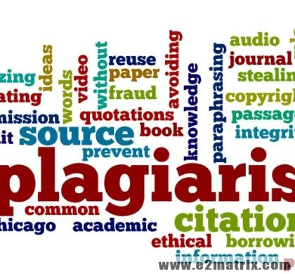 Online Thesis Plagiarism Checker for Students and Teachers