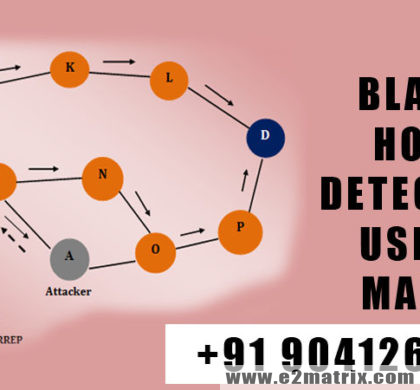 Black hole Attack on Wireless Network and detection using MANET