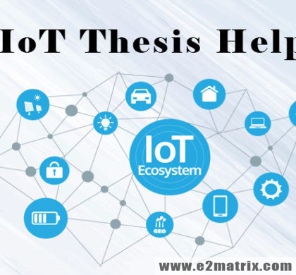 Latest Thesis Research Topics and Ideas on IoT (Internet of Things)