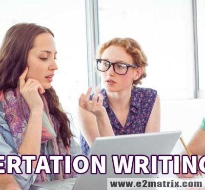 Dissertation Writing Help in Vancouver and Surrey BC