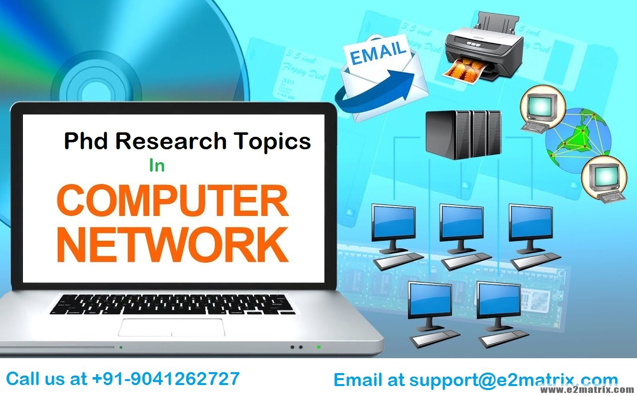 Latest PhD Research Topics in Computer Networking