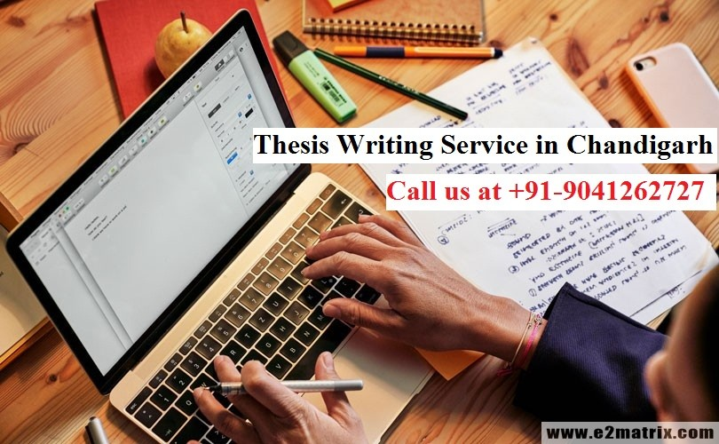 Thesis Writing Services in Chandigarh