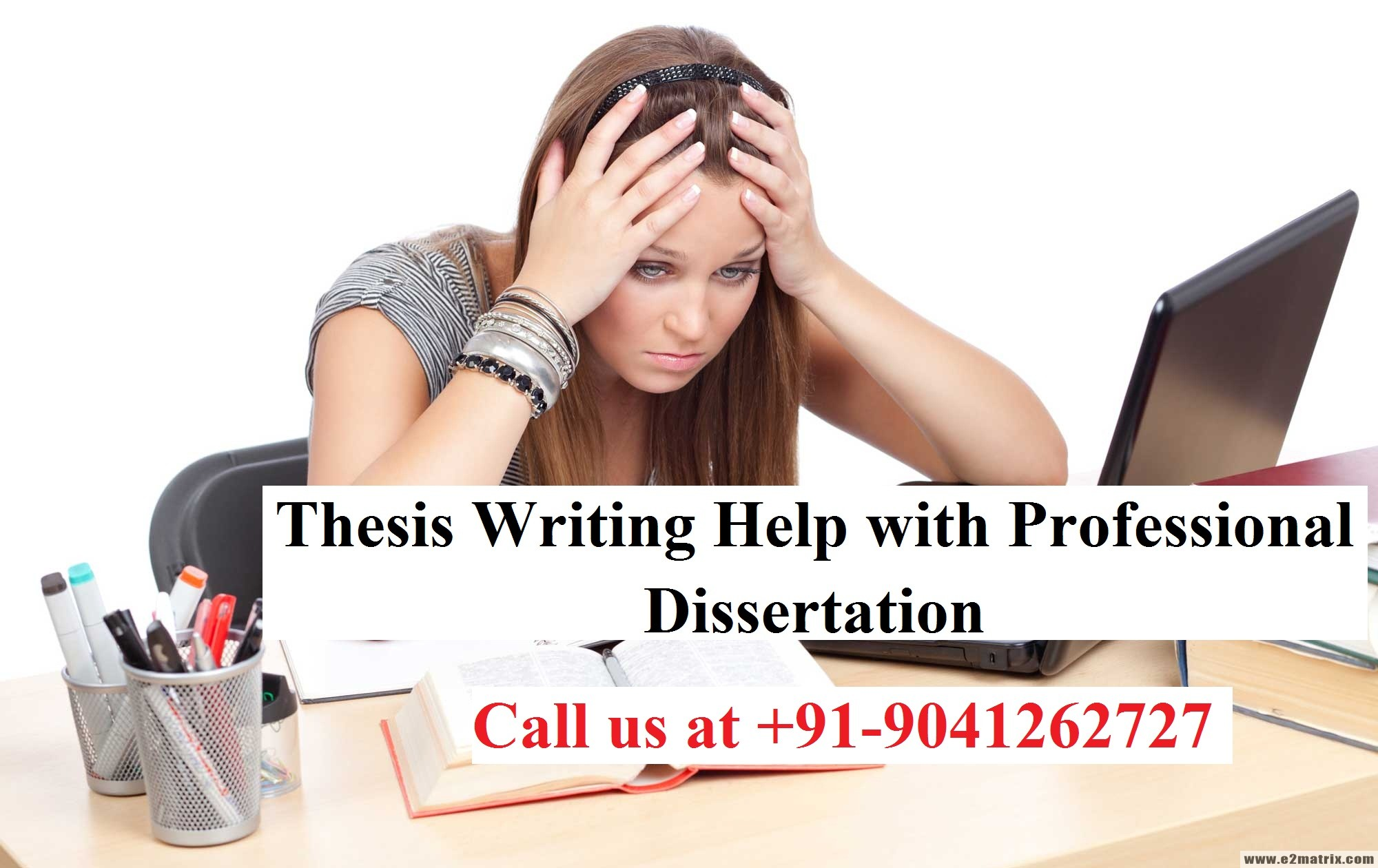 Thesis Writing Help with Professional Dissertation