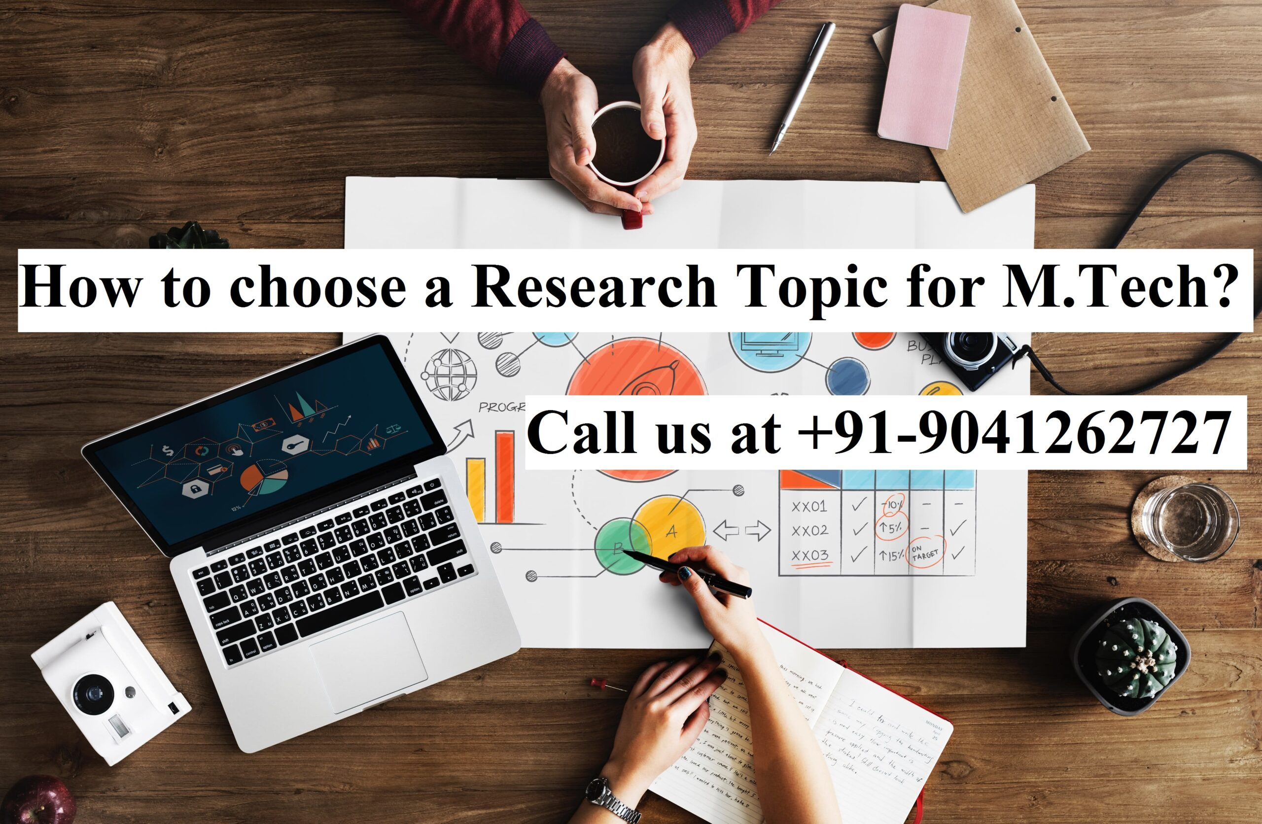 How to choose a research topic for M.Tech?