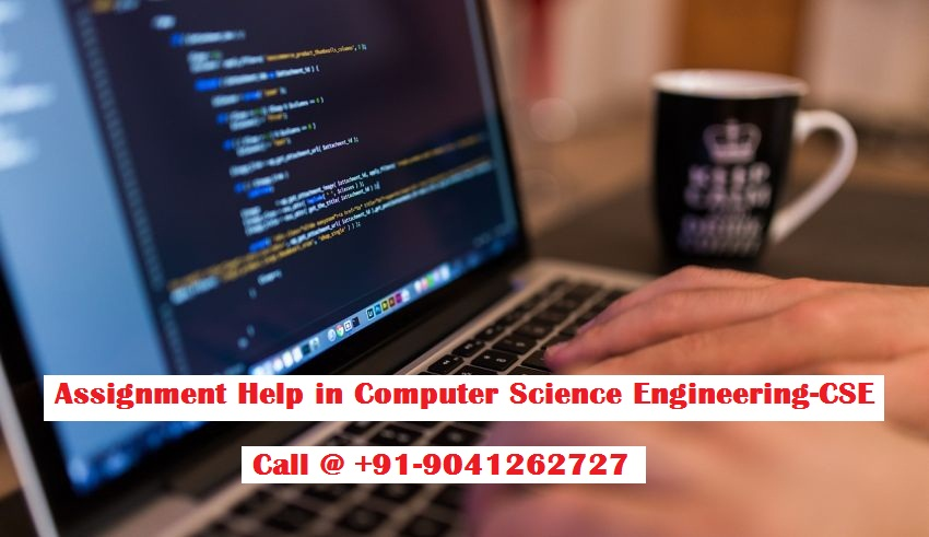 Assignment Help in Computer Science Engineering-CSE
