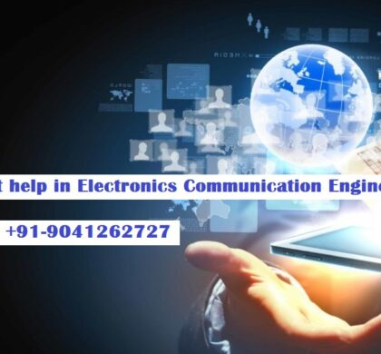 Assignment help in Electronics Communication Engineering-ECE