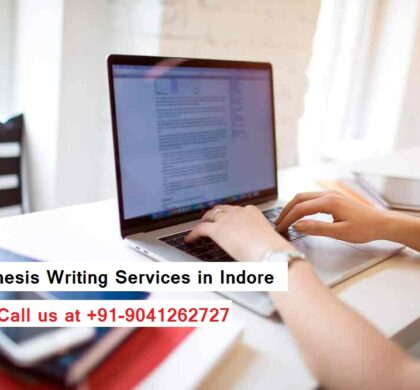 PhD Thesis Writing Services in Indore