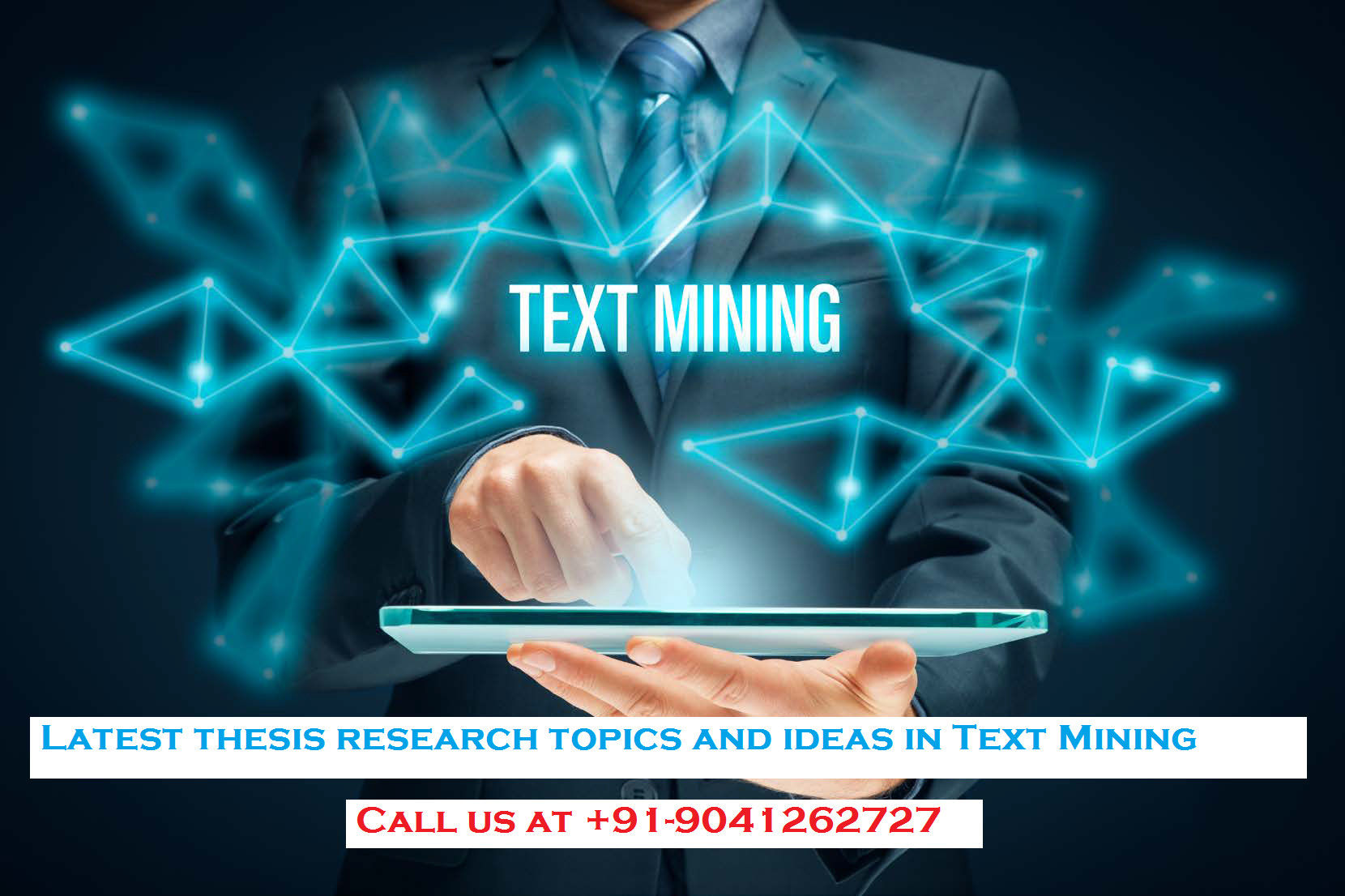 Latest thesis research topics and ideas in Text Mining