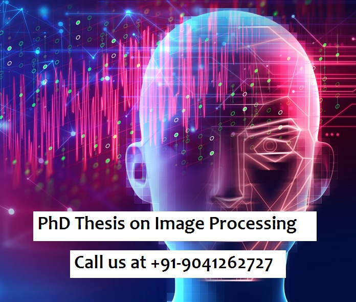 PhD Thesis on Image processing