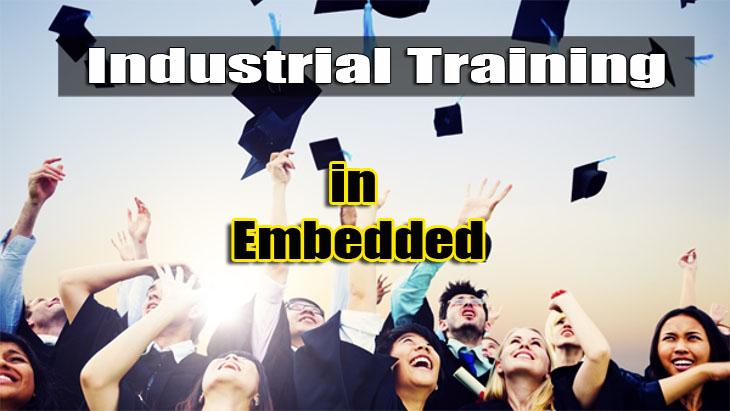 Embedded 6 weeks training in Phagwara Jalandhar Chandigarh