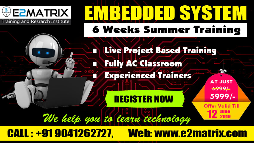 embedded training