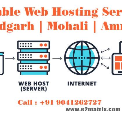 Affordable Web Hosting Service in Chandgarh | Mohali | Amritsar