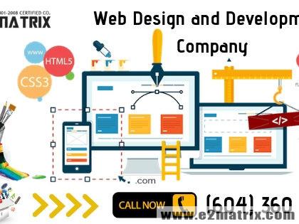 Web Design and Development Company in Vancouver | Surrey BC
